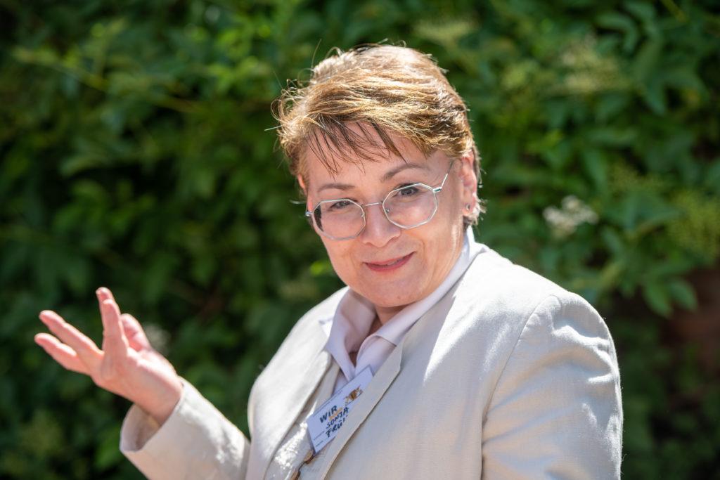 Sonja Früh - stellv. Vorsitzende des Bundes