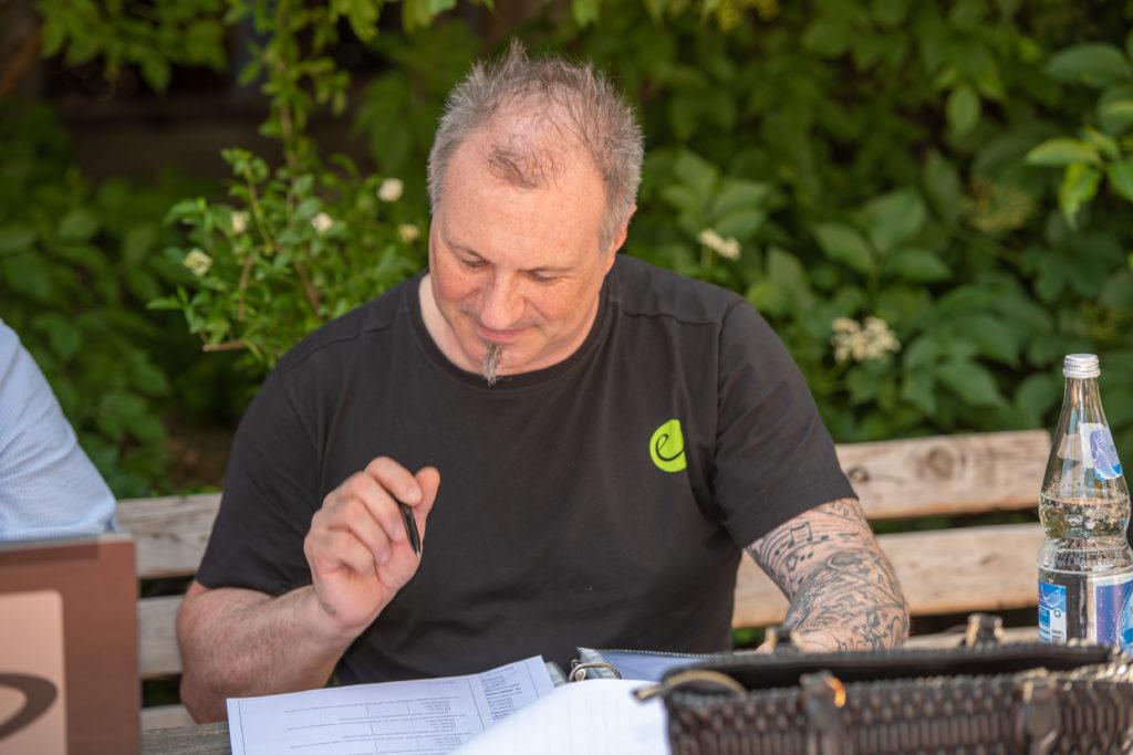 Jürgen Wilbo - Mitgliederbetreuung