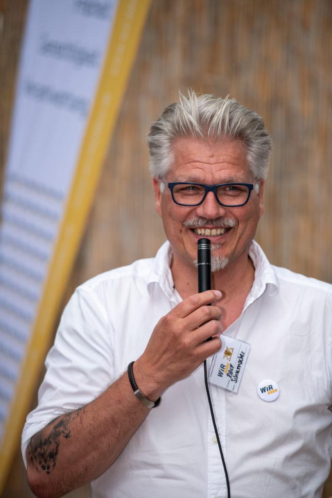 Ralf Schumacher - 2. Vorsitzender & Landesliste