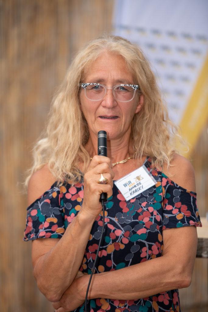 Annette Krasky - Landesvorstand
