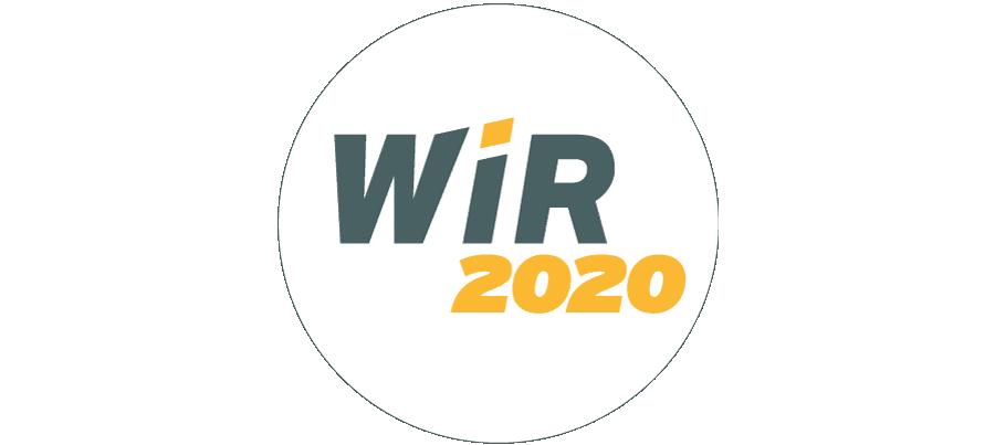 Logo WIR2020 (EPS-Vektordateien für die professionelle Weiterverarbeitung)